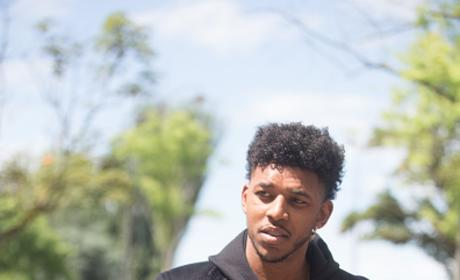 Nick Young Hates on Cheating Rumors, Loves Life