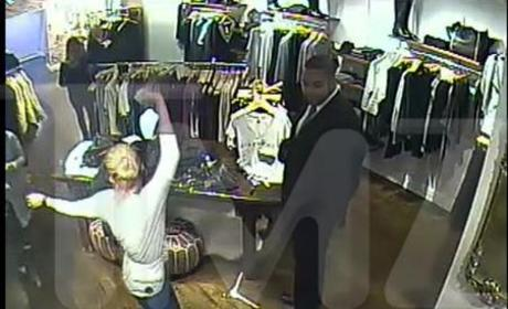 Amanda Bynes Shoplifting Video