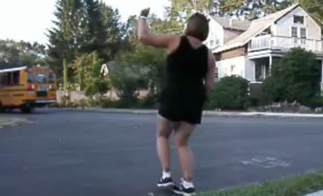 Mom's Back-to-School Dance to N SYNC