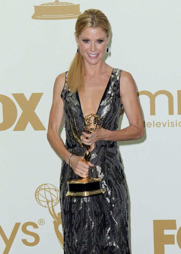 Julie Bowen at the Emmys