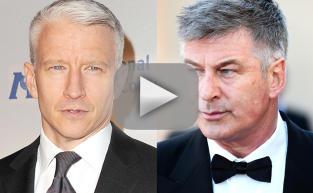 Anderson Cooper Rips Alec Baldwin