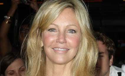 Heather Locklear Likes to Rock