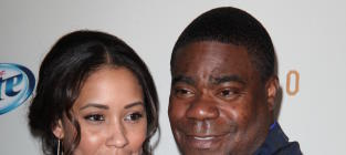 Tracy Morgan Marries Megan Wollover!