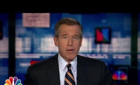"Brian Williams Lip Dub - ""Baby Got Back"""