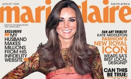 Fake Kate Middleton Covers Marie Claire South Africa
