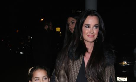 Kyle Richards and Daughter Celebrate Her 47th Birthday