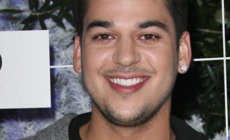 Rob Kardashian Leaves Last Name Behind