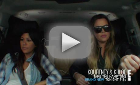 Kourtney and Khloe Take the Hamptons Season 1 Episode 9 Recap: A House Divided