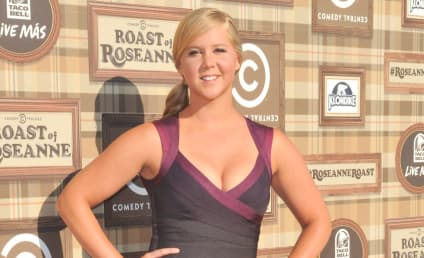 """Amy Schumer Dumps Dolph Ziggler Because Sex Was """"Too Athletic"""""""