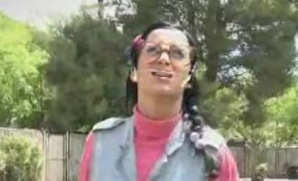 Katy Perry as Kathy Beth Terry: What a Nerd!