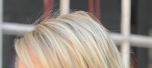 Chelsea Handler Close Up