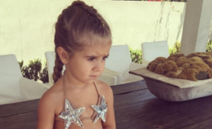 Kourtney Kardashian Shares Adorable Pics of Penelope on 4th Birthday!