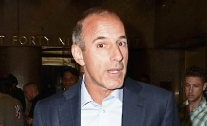 Matt Lauer to Be Fired By NBC?!