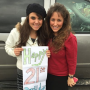 Jinger and Michelle Duggar