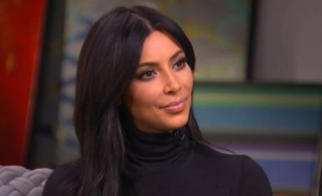 Kim Kardashian Interview: Is She Koncerned About Kylie and Kendall?