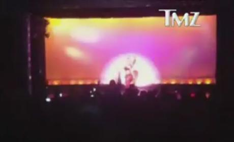 Lady Gaga Joins Lady Gaga Impersonator On Stage, Stuns Nightclub Crowd