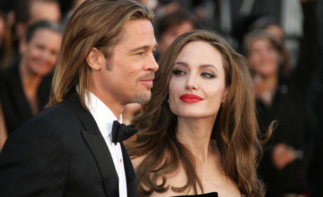 Brad Pitt and Angelina Jolie Married: Relive Their Road to the Altar!
