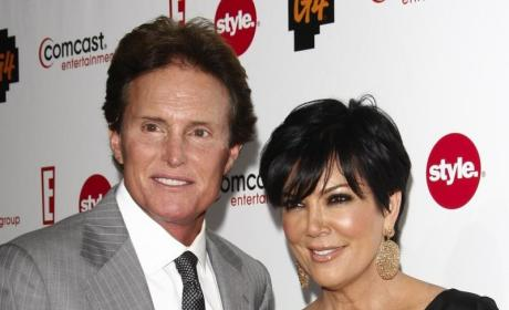 Bruce and Kris Jenner Split to Be Featured on Keeping Up with the Kardashians