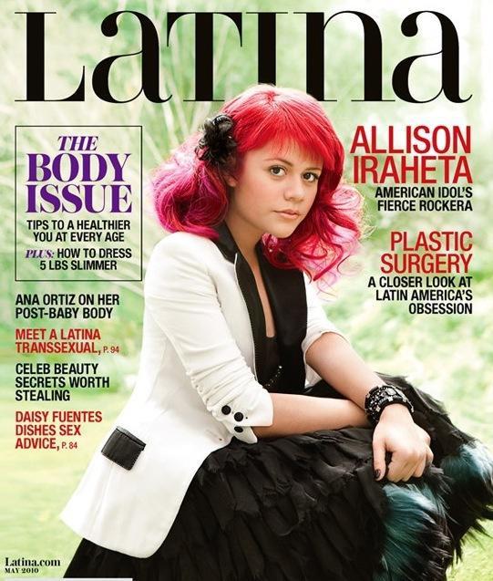 Latina Cover