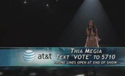 Thia Megia on American Idol: Simple, Subdued, Strong