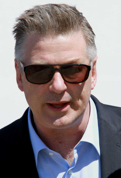 Alec Baldwin in Shades