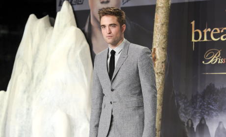 Robert Pattinson Signs on for New Movie Role