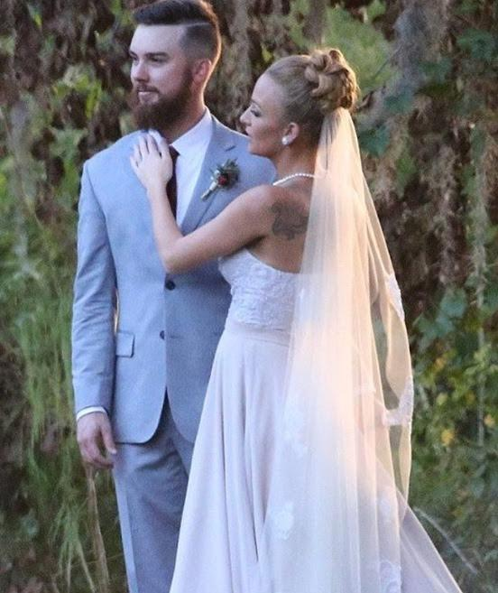 Image result for Maci Bookout  Taylor McKinney wedding