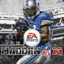 Calvin Johnson Wins Madden '13 Cover Vote