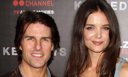 Tom Cruise is a Baller (of Suri's Mom)