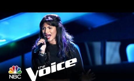 Paula DeAnda: 'The Way' (The Voice Audition)