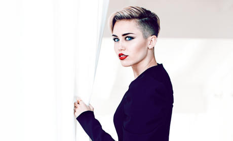 Miley Cyrus Outtake