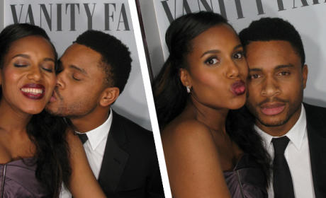 Kerry Washington and Nnamdi Asomugha: Are They Even Together?
