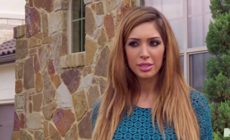 "Farrah Abraham RAILS on Teen Mom Producer, Calls Him ""White Trash"""