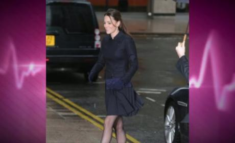 Kate Middleton Told to Wear Longer Skirts By Queen Elizabeth
