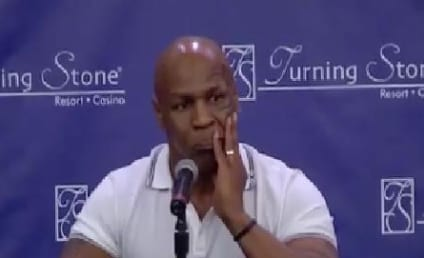Mike Tyson: I'm Dying From Alcoholism