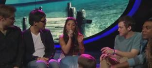 Brielle Von Hugel Sits on the Dock of the Bay, Looks Like Snooki