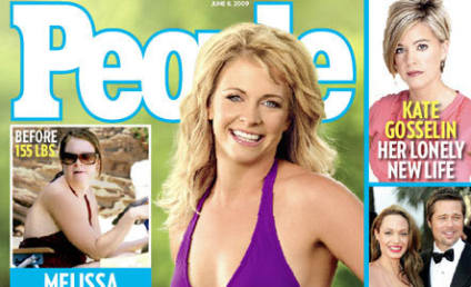 Melissa Joan Hart Prays For Farrah Fawcett, People Cover