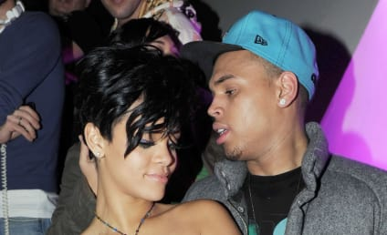 Rihanna-Chris Brown Sex Tape Rumors Surface