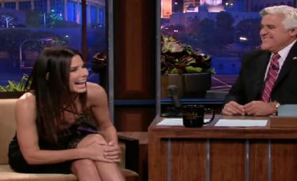 Sandra Bullock Drops F-Bomb on Tonight Show, Just 'Cause It's Cool