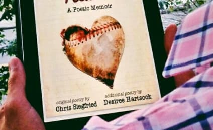 Desiree Hartsock-Chris Siegfried Poetry: Released! Not at All Cheesy!