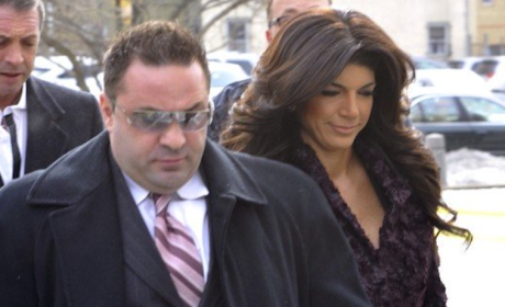 Joe Giudice: Slapped With $10K Fine For Using Fake Driver's License