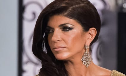 Teresa Giudice's First Day In Prison: Did She Break Down?