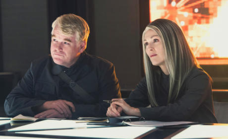 Mockingjay Photos: First Look at Julianne Moore!