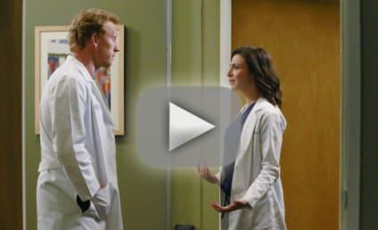 Grey's Anatomy Season 11 Episode 20 Recap: The Plane Truth