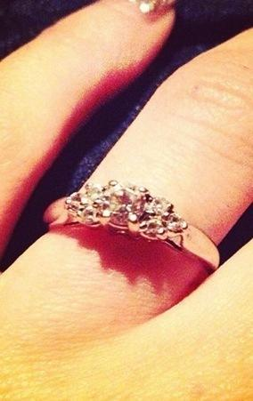 Jenelle Evans Engagement Ring
