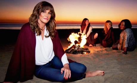 Caitlyn Jenner for I Am Cait