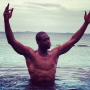 Dwyane Wade Shirtless