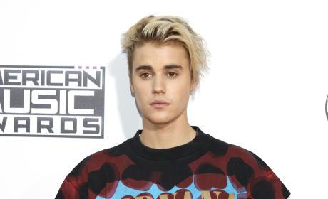 Justin Bieber Nirvana Shirt
