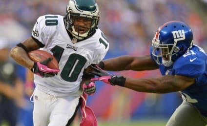 DeSean Jackson Released By Eagles; Alleged Gang Ties to Blame