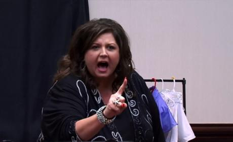 Abby Lee on the Warpath